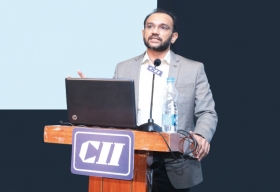 Vikrant Sankhe, General Manager Key Account Management, Siemens